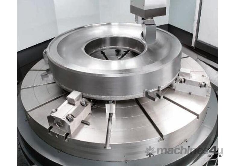 GV-1 Series  Heavy Duty Vertical Turning Centre