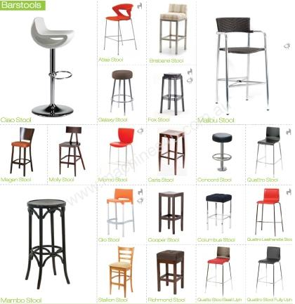 Barstool Cafe Furniture