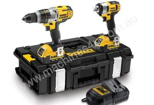 DEWALT DCD985 18V XR LI-ION 2PC COMBINATION KIT -