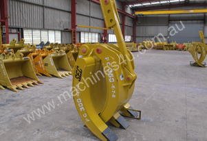 2017 SEC 30ton Mechanical Grapple PC300/PC350