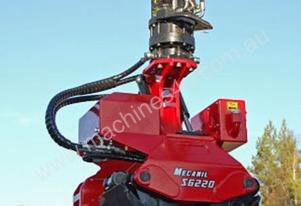 Mecanil SG220 Grapple Saw with Tilt