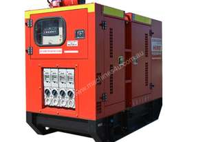 25 KVA Kubota Power Remote Series