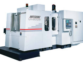 Mitseiki LH-500 Horizontal Machining Centre - picture0' - Click to enlarge