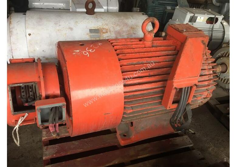 Wound Rotor Motor