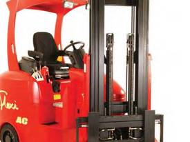NARROW ISLE FORKLIFT - picture0' - Click to enlarge