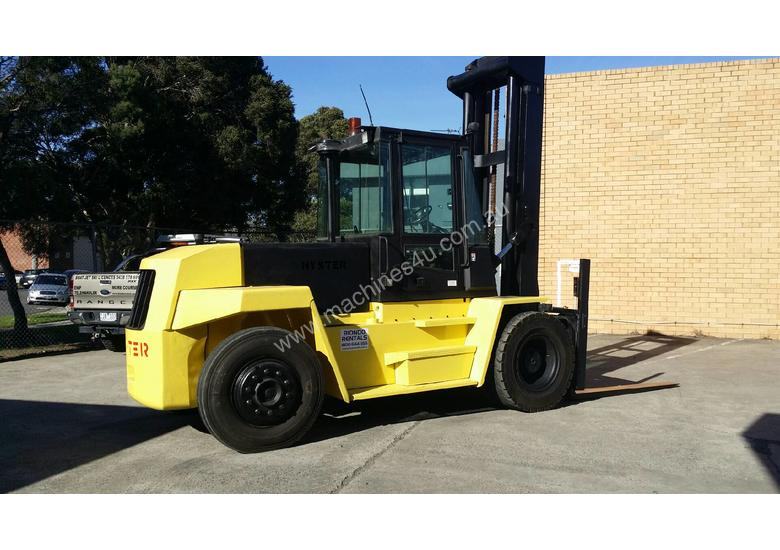 10 tonne Hyster Container Forklift