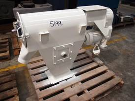 Rotary Sifter, 200mm Dia x 600mm L