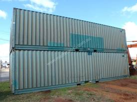 High Cube 40 Foot Shipping Container