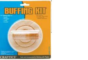 Craftics CT1106019 BUFFING KIT