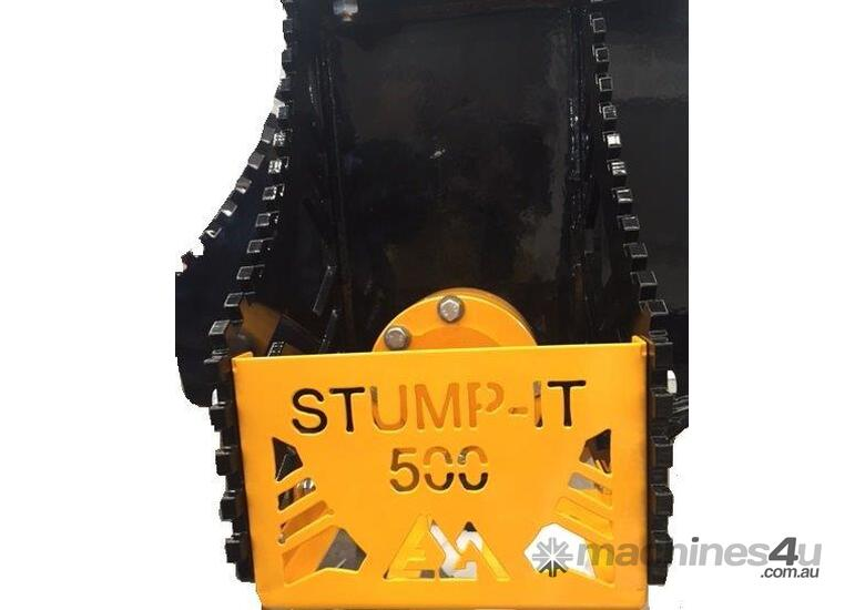 NEW EZ-Stump It Grinder