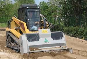 STC/SSL 150 Stone crusher suit skidsteer 80-120 hp