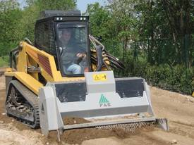 STC/SSL 150 Stone crusher suit skidsteer 80-120 hp - picture0' - Click to enlarge