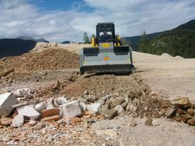 STC/SSL 150 Stone crusher suit skidsteer 80-120 hp - picture2' - Click to enlarge