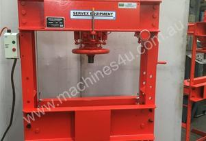 Servex HP60 Electric Hydraulic Press