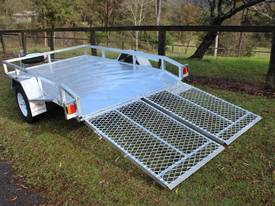 New Zero Turn Mower Trailer 1900mm Wide Gold Coast