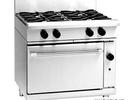 Waldorf 800 Series RN8910G - 900mm Gas Range Static Oven - picture0' - Click to enlarge