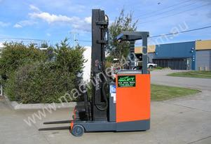 TOYOTA 6FBRE14 Reach Truck with 6 mtr lift