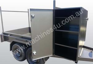Western Trailers And Engineering Landscape Trailers