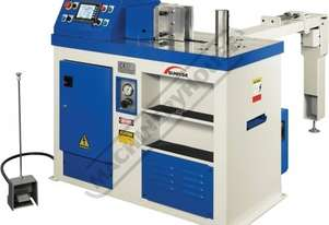 HBM-40NC Hydraulic NC Horizontal Bender 40 Tonne Force  Programmable Touch Screen Control with 1016m