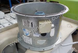 NEVER USED FANTECH EXTRACTION FAN/ 1/2HP
