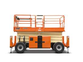 JLG 330LRT Engine Powered Scissor Lifts - picture2' - Click to enlarge