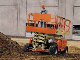 JLG 330LRT Engine Powered Scissor Lifts - picture8' - Click to enlarge
