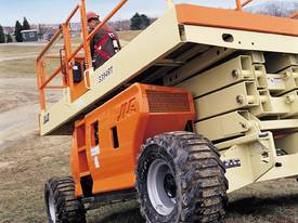 JLG 330LRT Engine Powered Scissor Lifts - picture15' - Click to enlarge