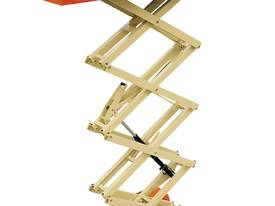JLG 330LRT Engine Powered Scissor Lifts - picture18' - Click to enlarge