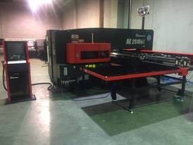 Amada AE2510NT & the new AE2610NT now available - Servo-Electric Turret Punch Press.   - picture0' - Click to enlarge
