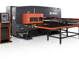 Amada AE2510NT & the new AE2610NT now available - Servo-Electric Turret Punch Press.   - picture3' - Click to enlarge