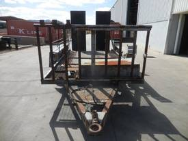 ROGERS & SONS 4 TON PLANT TRAILER - picture4' - Click to enlarge
