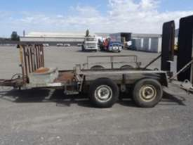 ROGERS & SONS 4 TON PLANT TRAILER - picture0' - Click to enlarge