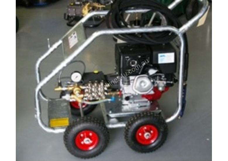 Jetwave Hornet HP251-15 PHE Cold Water Petrol-Driven Electric-Start Pressure Cleaner