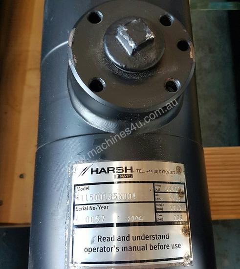Well Mount Tipping Hoist PF3-135-3802RT Special