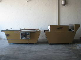Jet-Pak Heat Shrink Tunnel L-Bar Sealer Machine - picture0' - Click to enlarge