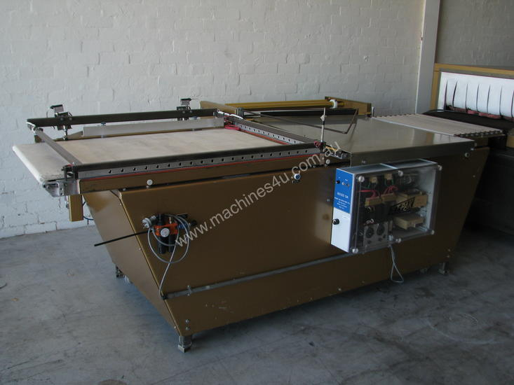 Jet-Pak Heat Shrink Tunnel L-Bar Sealer Machine