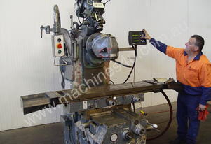 PACIFIC FUTV-1400 MILLING MACHINE