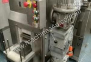 LB double bowl cylinder/sheeter