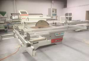 USED CASADEI SHARK 3.8 AUTO RIP PANEL SAW