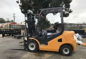 Brand New WCM FD525T-A Forklift