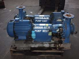 AJAX centrifugal process pump 125 x 100 - picture0' - Click to enlarge