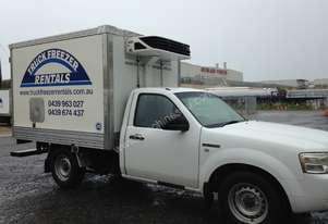 2008 Refrigerated 1 Tonner Ford Ranger