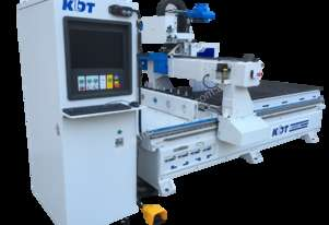 KDT Nesting KN2612 3620 x 1820mm CNC Router