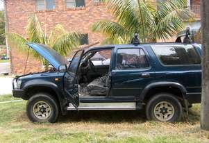 Toyota   4 wd's  4 Runners