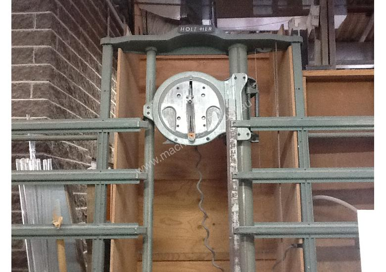 Used Holzher Holzher Wall Saw Vertical Wallsaws In