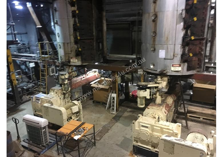 Used Sprout Waldron 60 Forced Circulation Evaporator In