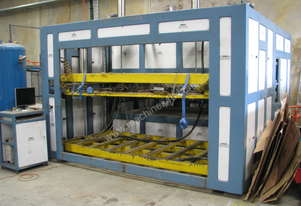Twin Heater Vacuum Former 3 x 1.5m