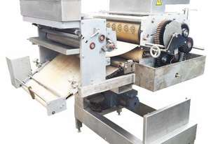 Rotary Moulder (pie lattice tops with 3 die rollers)