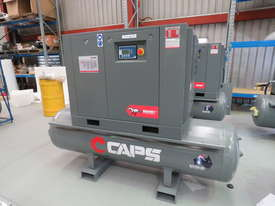 CAPS Brumby CR11-10-500 49cfm 11kW 10Bar Rotary Screw Air Compressor with 500L Receiver Tank - picture0' - Click to enlarge