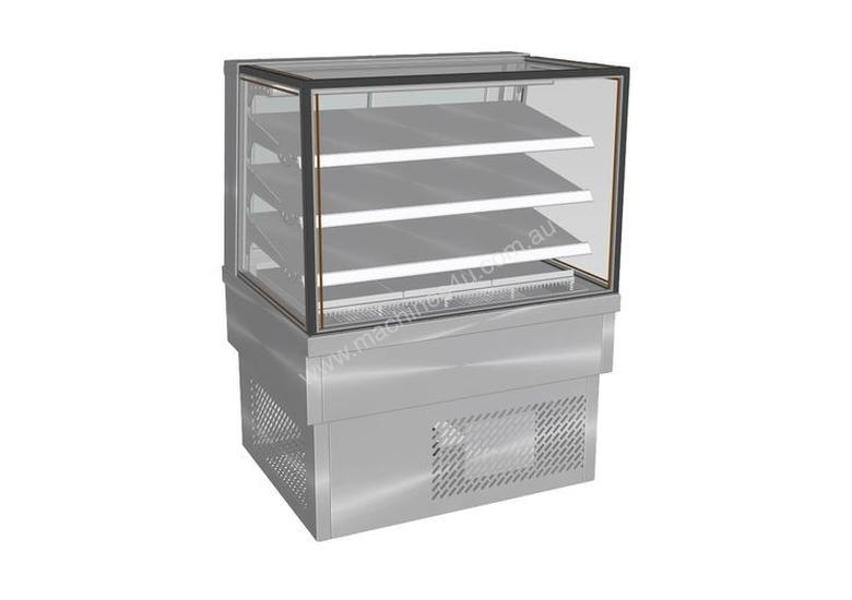 Culinaire Drop-In 1500mm Refrigerated Food Display CR.FDSQ.D.1500